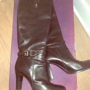 RALPH LAUREN boots (size 8)